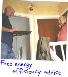 Picture: Free energy advice from HEET